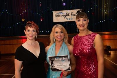 Student Vote Award 2018 - Karen Ferguson