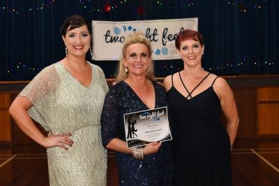 Groupie Award - Karen Ferguson