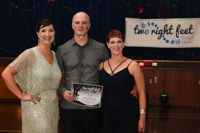 Extra Mile Award - Clive Pigott