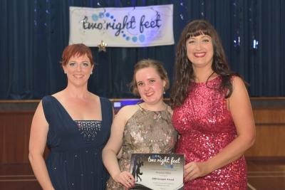 Groupie Award - Francesca Moore